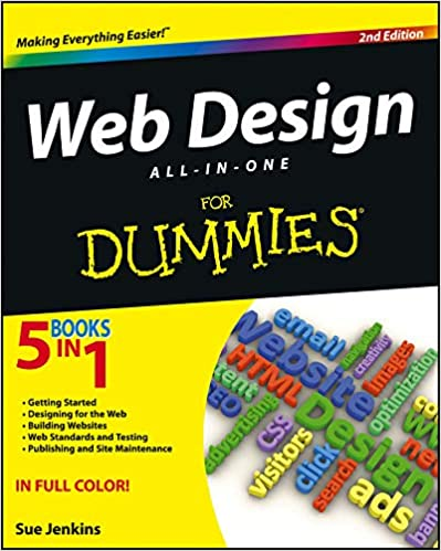 Web Design All-in-One For Dummies 2nd Edition