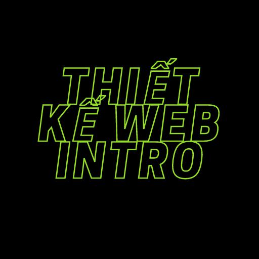 giới thiệu về thiết kế web