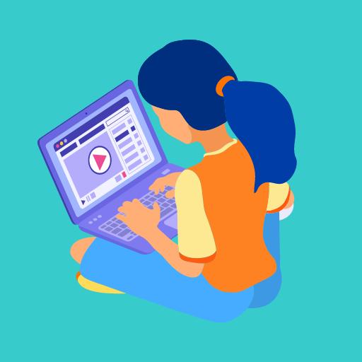 tạo web học online
